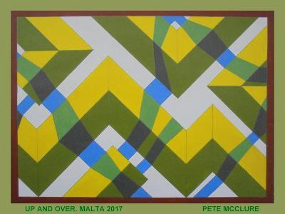 Up and Over, 2017-Peter McClure-Giclee Print