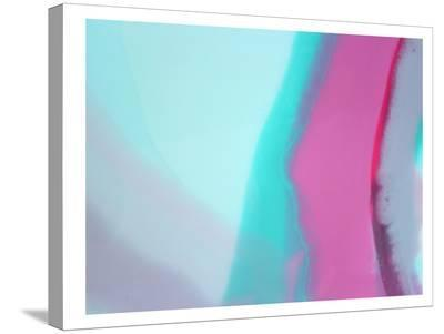 Up Close & Pink 2-Deb McNaughton-Stretched Canvas Print