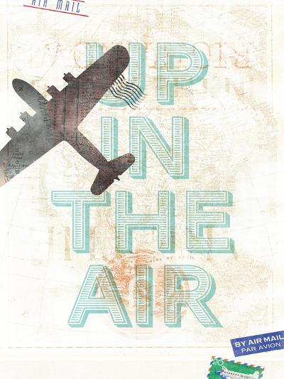 Up in the Air-Hannes Beer-Art Print
