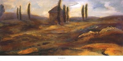 Up on the Hill-Bradford Brenner-Art Print