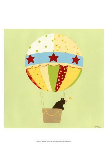 Up, Up and Away I-Erica J^ Vess-Art Print