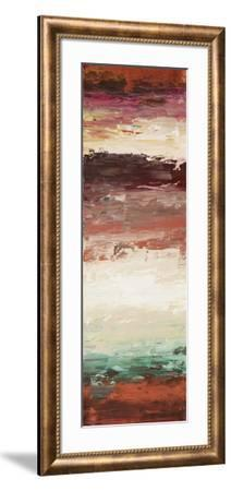 Up with the Sun - Canvas 2-Hilary Winfield-Framed Giclee Print