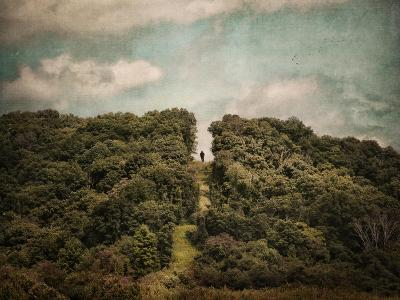 Uphill Climb-Jai Johnson-Giclee Print