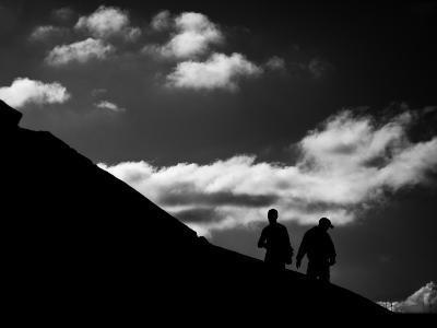 Uphill-Sharon Wish-Photographic Print