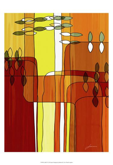Uplift I-James Burghardt-Art Print