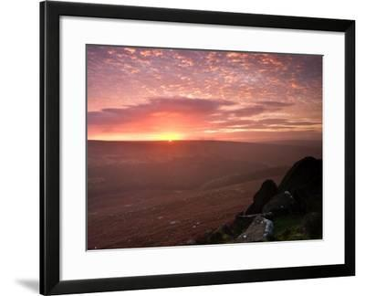 Uplifted-Doug Chinnery-Framed Photographic Print