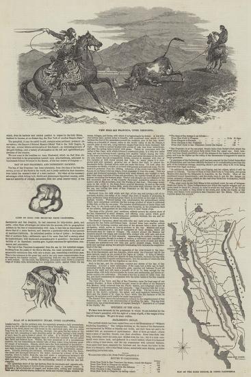 Upper California--Giclee Print