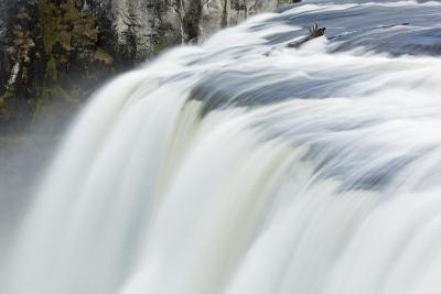 Upper Mesa Falls, Targhee National Forest-Paul Souders-Photographic Print