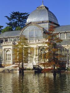Palacio De Crystal, Madrid, Spain, Europe by Upperhall Ltd