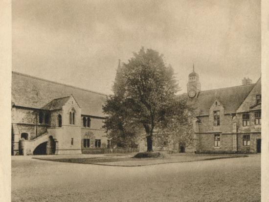 'Uppingham School', 1923-Unknown-Photographic Print