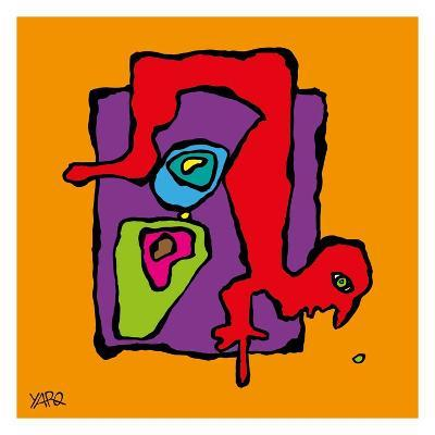 Upside Down-Yaro-Art Print