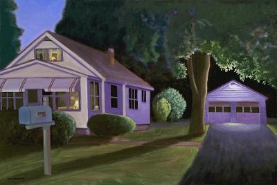 Upstairs Downstairs, 2006-David Arsenault-Giclee Print