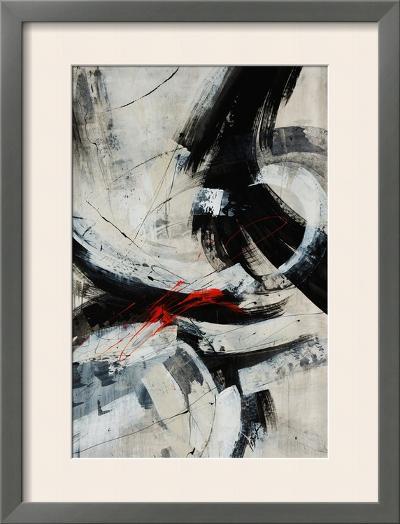 Uptempo II-Farrell Douglass-Framed Giclee Print