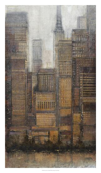 Uptown City I-Tim OToole-Art Print