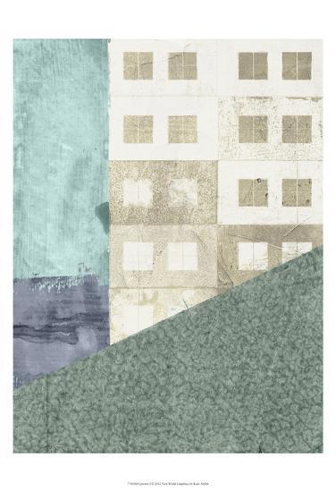 Uptown I-Kate Archie-Art Print