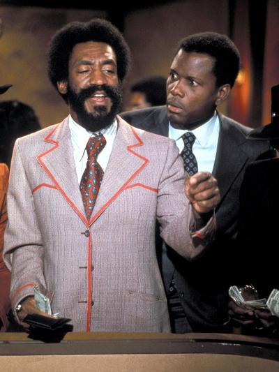 Uptown Saturday Night, Bill Cosby, Sidney Poitier, 1974--Photo