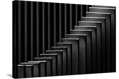 Upward-Hans-Wolfgang Hawerkamp-Stretched Canvas Print