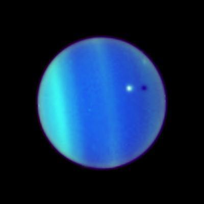 Uranus And Ariel--Photographic Print