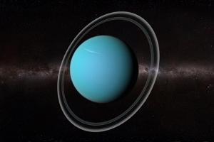 Uranus, Artwork