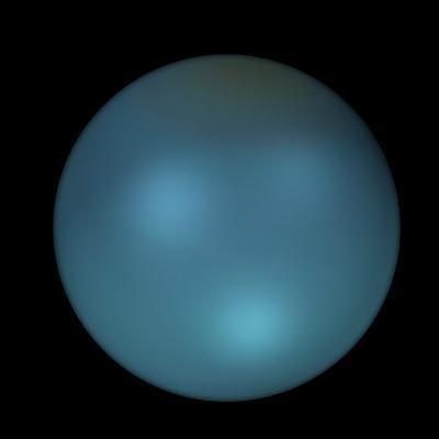 Uranus-Friedrich Saurer-Photographic Print