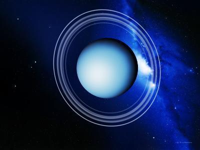Uranus-Detlev Van Ravenswaay-Photographic Print