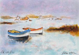 Marine I by Urbain Huchet