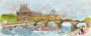 Suite Paris I by Urbain Huchet