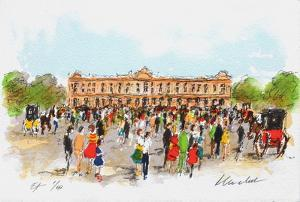 Toulouse III by Urbain Huchet