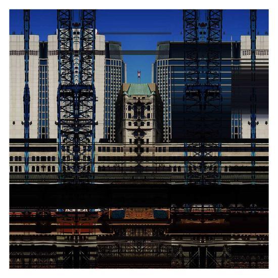 Urban Abstract 14-Jean-Fran?ois Dupuis-Art Print