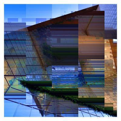 Urban Abstract 2-Jean-Fran?ois Dupuis-Art Print