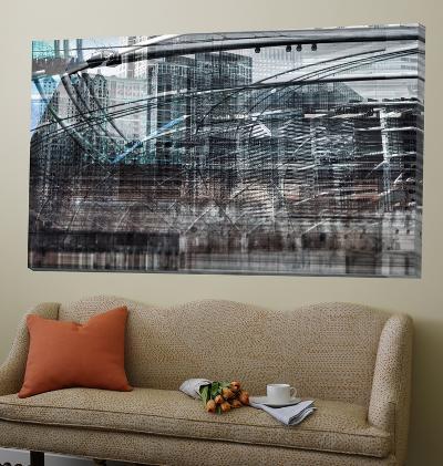 Urban Abstract 5-Jean-Fran?ois Dupuis-Loft Art