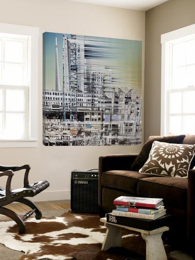 Urban Abstract 6-Jean-Fran?ois Dupuis-Loft Art