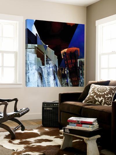 Urban Abstract 9-Jean-Fran?ois Dupuis-Loft Art