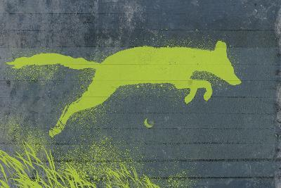 Urban Animals V-Ken Hurd-Giclee Print