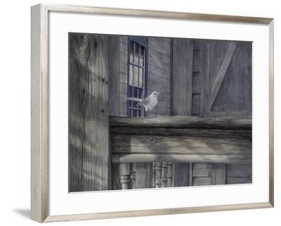Urban Camo-John Morrow-Framed Giclee Print