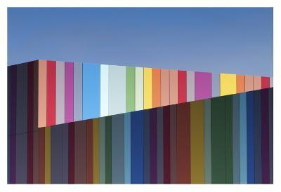 Urban Candy-Gregory Evans-Giclee Print