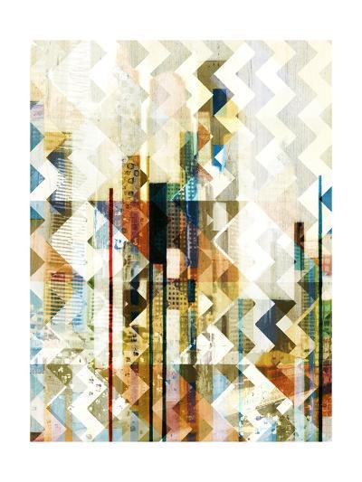 Urban Chevron II-Vision Studio-Art Print