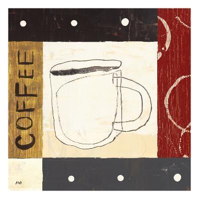 Urban Coffee III-Mo Mullan-Art Print