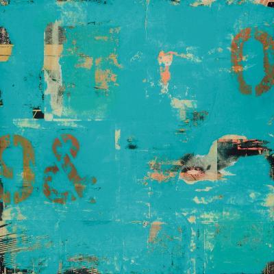 Urban Collage 9&0-Deanna Fainelli-Art Print