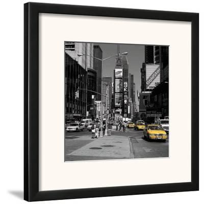 Urban Collection II-Cesano Boscone-Framed Art Print