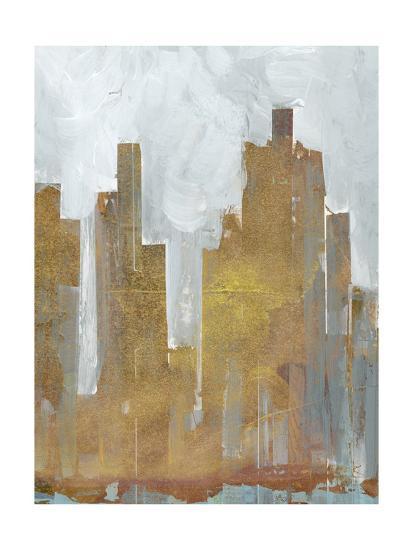 Urban Dawn II-Jarman Fagalde-Premium Giclee Print