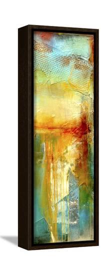 Urban Decay III-Erin Ashley-Framed Canvas Print