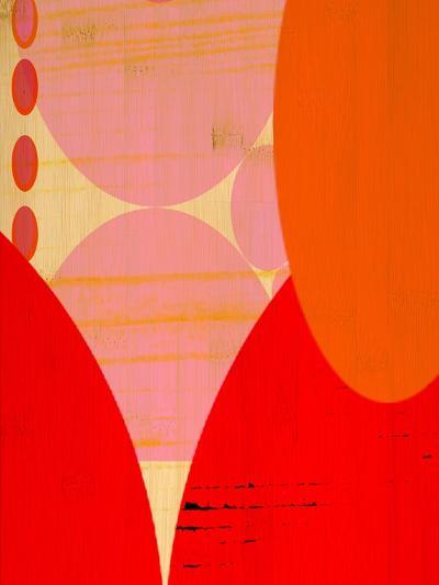 Urban Dew I-Ricki Mountain-Art Print