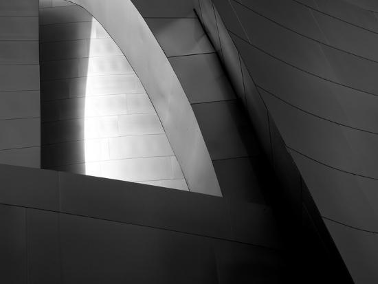 Urban Dunes 4-John Gusky-Photographic Print