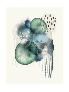 Aqua Harmony 1 by Urban Epiphany