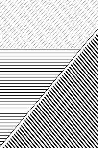BW Geo Lines 2 by Urban Epiphany
