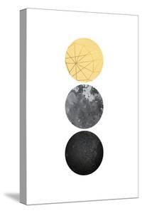 Yellow and Black Geo by Urban Epiphany