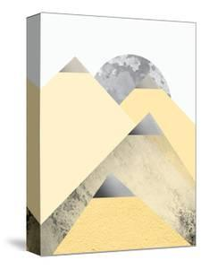 Yellow and Grey Mountains 2 by Urban Epiphany