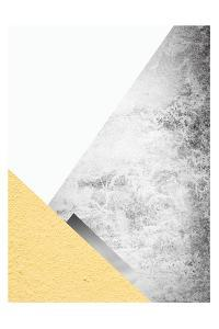 Yellow and Grey Mountains 3 by Urban Epiphany