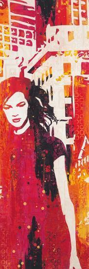 Urban Girl-Melissa Pluch-Art Print